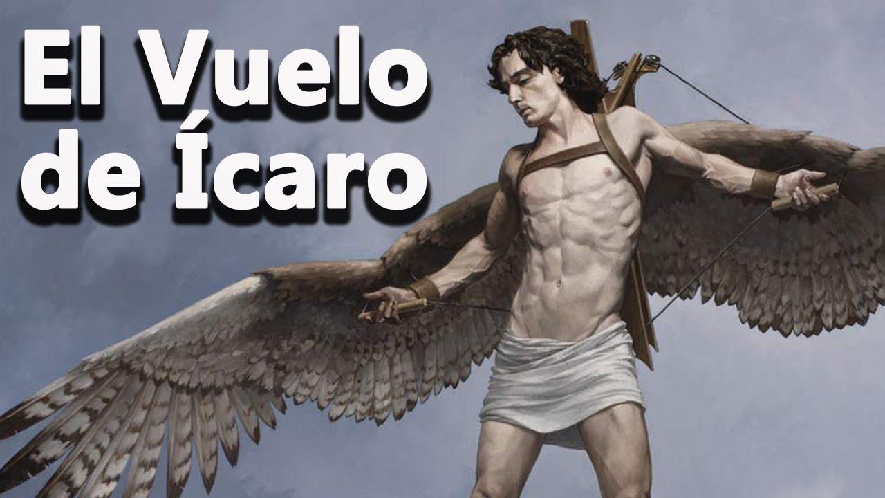 El Vuelo de Icaro - Mitología Griega - Mira la Historia