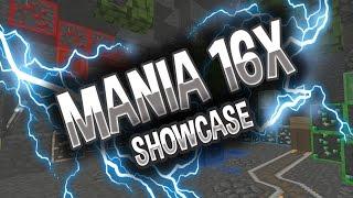 Minecraft | Mania 16x Pack Showcase