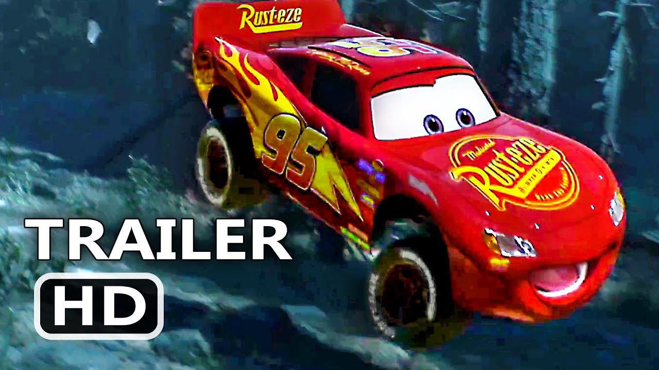Cars 3 characters trailer 2017 animated kids family - Watch cars 3 online free dailymotion ...