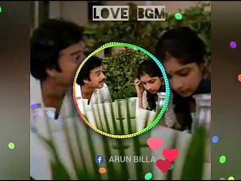 Mouna Ragam| LOVE BGM| IlayaRaja