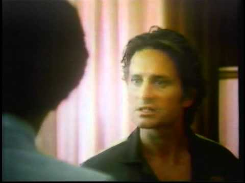 Michael Douglas in Running 1979 TV trailer
