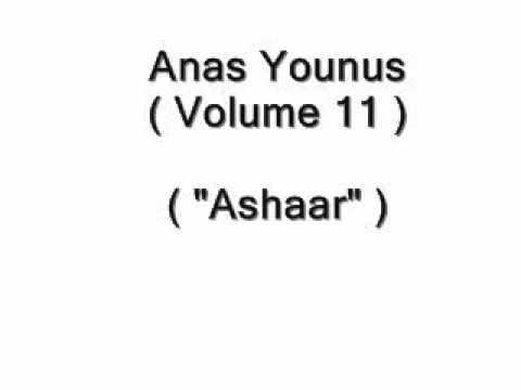 Anas  younus ( Vol 11) Ashaar ..