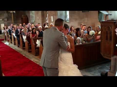 Our Wedding Day - Paul and Danielle Griffiths - 'Lover of the Light'