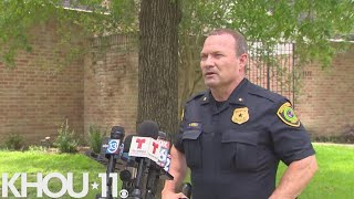 Police update on tiger spotted in Houston neighborhood and the latest on the investigation