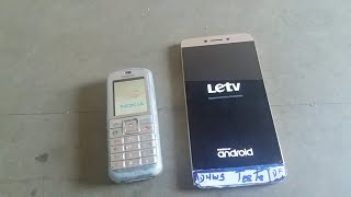 Letv Le 1s vs Nokia 6070 Which is Faster