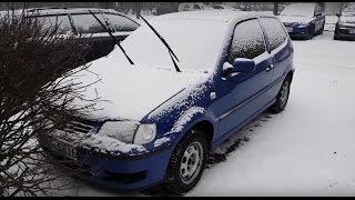 Mein Erstes Auto [Winterfest machen!]