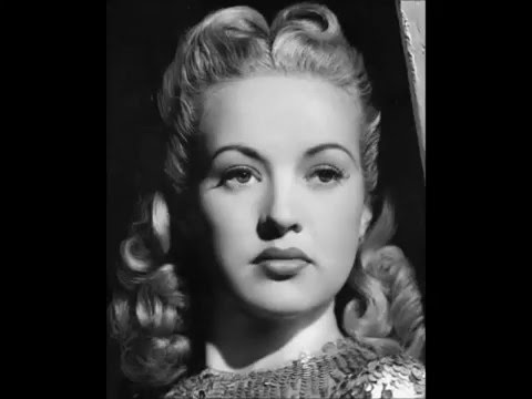 Moody - Billy Rose's Diamond Horseshoe, out-take song for Betty Grable
