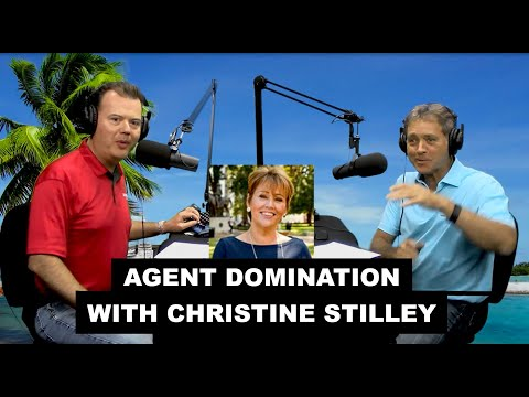 agent-domination-with-christine-stilley-|-take-a-listing-real-estate-podcast