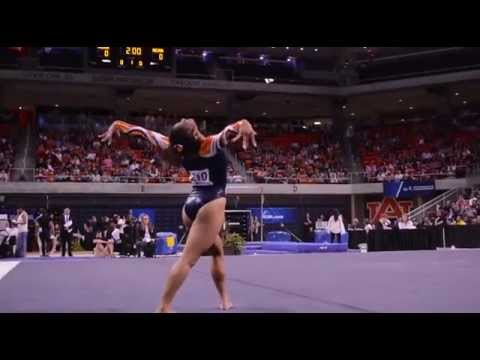 AU Gymnastics NCAA Regional Championship Press Conference