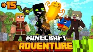 UNSERE ERSTE TROPHE - Minecraft Adventure 15 DeutschHD