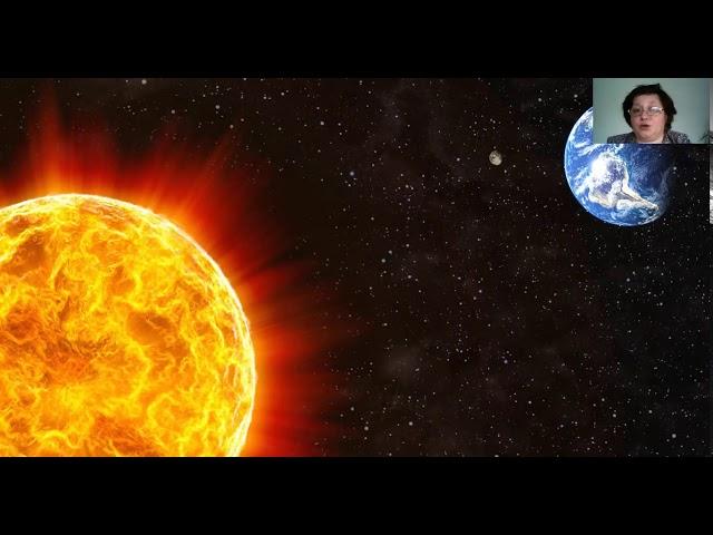 1 клас. Я досліджую світ. Моя планета Земля