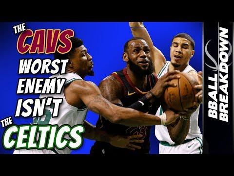 The Cavs Worst Enemy Isn't The Celtics