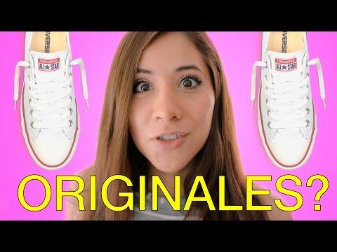 como saber si unas botas converse son originales