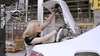 Car Production – Mercedes-Benz Plant Moscow