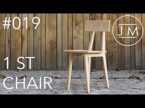 JM - #019 Making my first chair