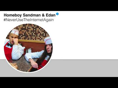 Homeboy Sandman & Edan #Neverusetheinternetagain