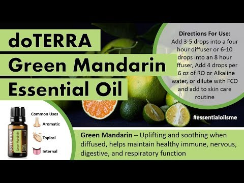 magnificent-doterra-green-mandarin-essential-oil-uses