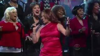Darlene Love - Christmas (Baby Please Come Home) Letterman 2011