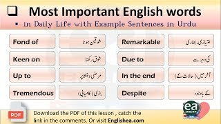 ... download free pdf reading here http://englishea.com/common-english-words-with-urdu-...