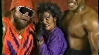 Macho Man, Sherri and Zeus Interview