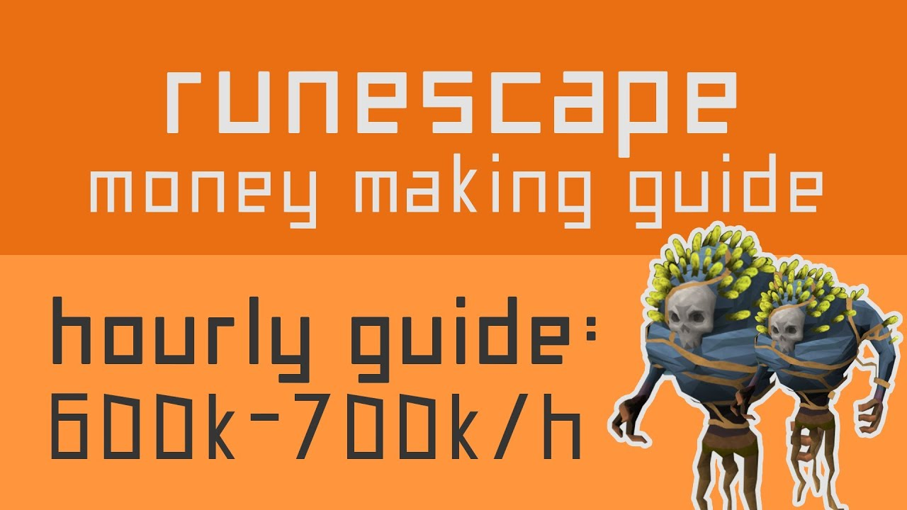 Leaked runescape money making guide 2013.