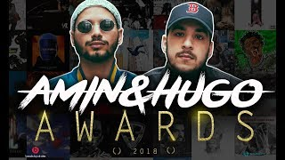 Amin & Hugo Awards 2018 (Feat Chris Hyconiq, Loic Reviews, Driver, Baloo, Fodjé...)