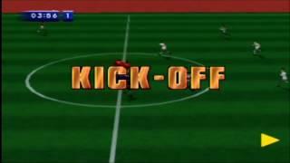 Fifa Soccer 64 Denmark vs Germany