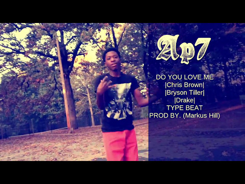 "{FREE} Bryson Tiller X Chris Brown X Drake Type Beat 2017 ""Do You Love Me"" (Prod.By Markus Hill)"