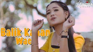 Download Safira Inema - Balik Kanan Wae | DJ Santuy (Official Music Video)