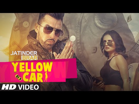 Yellow Car Full Song | Jatinder Brar | Deep Jandu | Latest Punjabi Song 2016