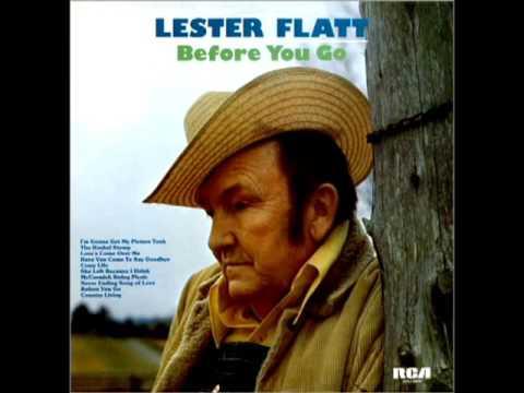 Before You Go [1974] - Lester Flatt