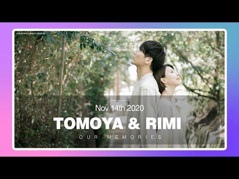 【結婚式 プロフィールムービー】 シンプルでおしゃれ LOVE story 実例 東京都 H様 MOVOX