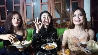 [vlog] Inilah kegiatan selesai nyanyi Arlida Putri Adella, Irenne Ghea, Hana Monina