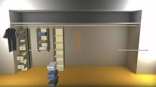 Neatfreak Closetmax System - Double Your Closet Hanging Space