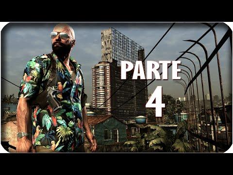 Max Payne 3 | Guia en Español | Parte 4 - Giovanna (Let's Play)