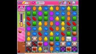 Candy Crush Saga Level 858 no Booster