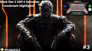 XIM 4 Call of Duty: Black Ops 3 Livestream Highlights #3 The MP7... Err I mean VMP SMG