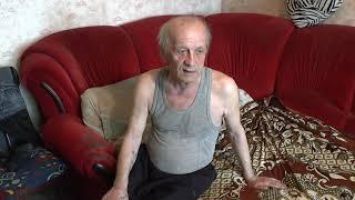 Помощь пенсионера из Москвы семье в Горловке