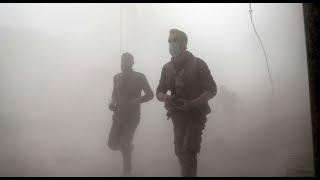 أخبار عربية   قصف مستمر لقوات النظام السوري على #الغوطة_الشرقية