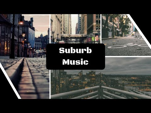 Suburb ambience - one hour complete relaxation   Trance   Deep Thinking