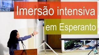 NASK: Imersão intensiva em Esperanto! | Esperanto do ZERO!