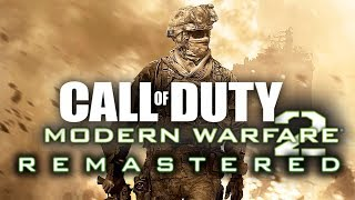 Modern Warfare 2 Remastered LEAKED?!