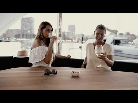 The Best Boat: Xquisite Yacht's X5 'Bobcat' video shoot in lovely Spain