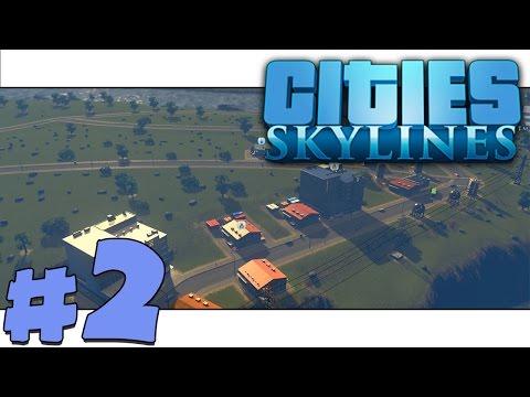 EVERYONE IS SICK! | Cities: Skylines #2