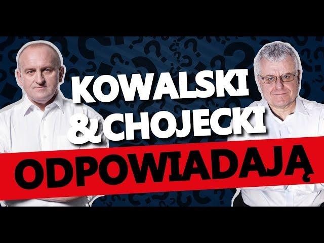 Kowalski & Chojecki ODPOWIADAJĄ + Serwis Informacyjny IPP TV 07.11.2017