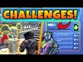 Fortnite GARGOYLE LOCATIONS/FORTNITEMARE CHALLENGES GUIDE! + Six Shooter Gameplay (Battle Royale) Mp3