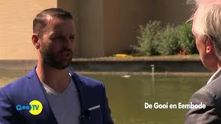 In gesprek met Pieter Broertjes, burgemeester van Hilversum  06-06-2018