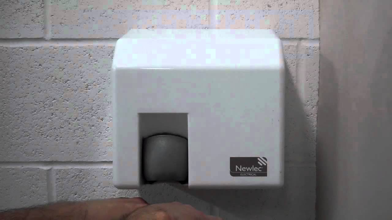 Harry the Hand Dryer an introduction  YouTube