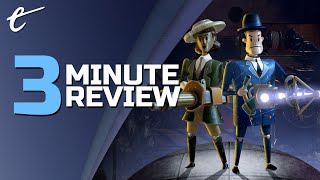 Bartlow's Dread Machine | Review in 3 Minutes (Video Game Video Review)