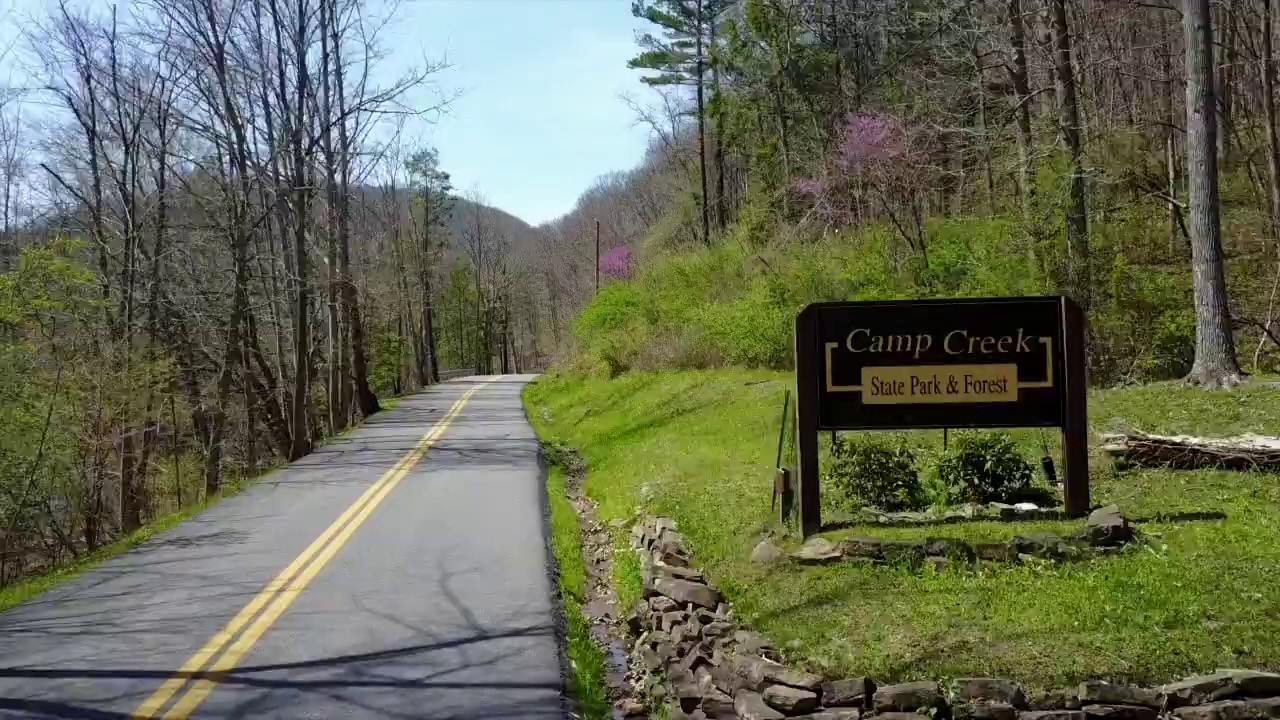 Camp Creek Wv >> A New Angle On Camp Creek West Virginia Youtube